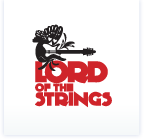 Lord of the Strings logo