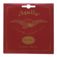 Thumbnail of Aquila 11B  Red Series Banjo Set, DBGDG  tuning, 5 string, normal tension