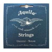 Thumbnail of Aquila 156U Sugar  Baritone Ukulele Strings DGBE Tuning