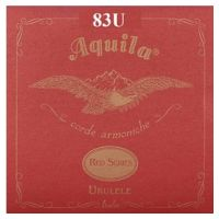 Thumbnail van Aquila 83U Red SOPRANO REGULAR SET high G