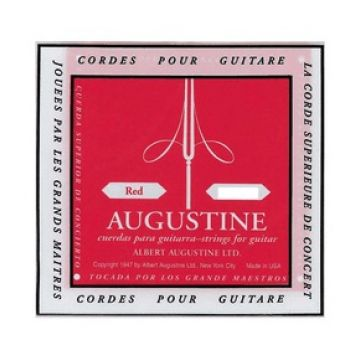 "Preview of Augustine Single Red ""A"" 5th La"