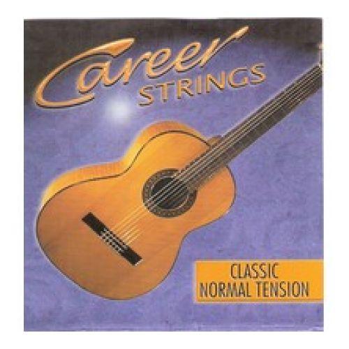 Career Strings Classic normal tension Clear nylon Guitar ...