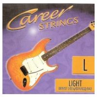 Thumbnail van Career Strings Electric Light Nickel Plated Steel Roundwound