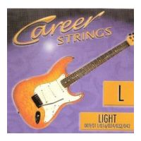 Thumbnail of Career Strings Electric Light Nickel Plated Steel Roundwound