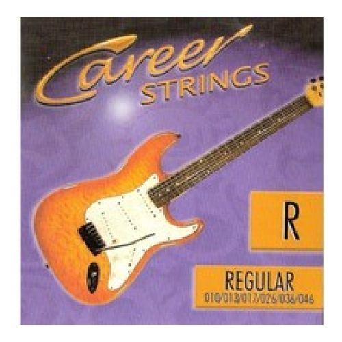 Career Strings Electric Regular Nickel Plated Steel Roundwound
