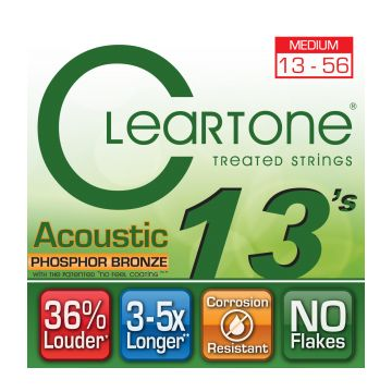 Preview of Cleartone 7413 ACOUSTIC 13-56