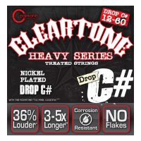 Thumbnail of Cleartone 9460 HEAVY SERIES DROP C# 12-60 ELECTRIC
