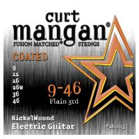 Thumbnail of Curt Mangan 16003 09-46 Light Coated Nickel Wound