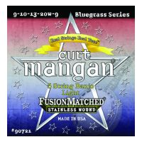 Thumbnail of Curt Mangan 90721 5-String Banjo Light Stainless wound