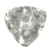 Thumbnail van D'Addario 2CWP2  WIDE-PICK-CELLULOID -WHITE PEARL- LIGHT
