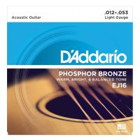 Thumbnail of D'Addario EJ16 Light - Phosphor bronze