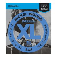 Thumbnail of D'Addario EJ21 XL nickelplated steel