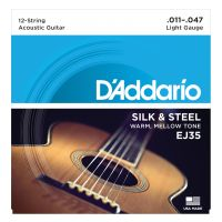 Thumbnail of D'Addario EJ35 Silk & Steel