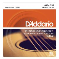 Thumbnail of D'Addario EJ42 Dobro Resophonic Guitar