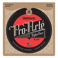 Thumbnail of D'Addario EJ45 Pro-Arté Nylon, Normal Tension