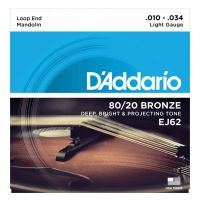 Thumbnail of D'Addario EJ62 Mandolin 80/20 Bronze Wound