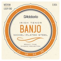 Thumbnail of D'Addario EJ63I Light Banjo Tenor Irish tuning