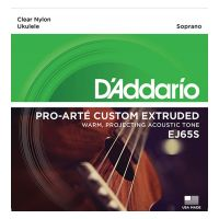 Thumbnail of D'Addario EJ65S Ukulele Clear Nylon