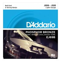 Thumbnail of D'Addario EJ69B Banjo Ball End Phosphor Bronze Lg