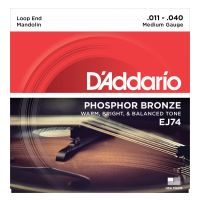 Thumbnail of D'Addario EJ74 Phosphor Bronze Wound Light