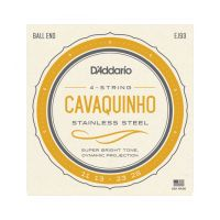 Thumbnail of D'Addario EJ93 Cavaquinho Stainless Steel Wound