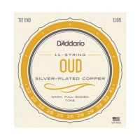 Thumbnail of D'Addario EJ95 Oud Oud Silverplated Copper Wound