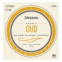 Thumbnail of D'Addario EJ95A Arabic Oud Silverplated Copper Wound