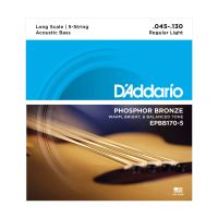 Thumbnail of D'Addario EPBB170-5 Phosphor bronze