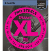 Thumbnail of D'Addario EPS170-6 XL ProSteels Extra Super Light