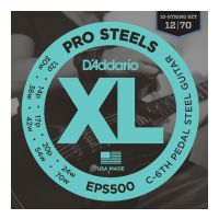Thumbnail of D'Addario EPS500 C-6TH Super bright Round wound