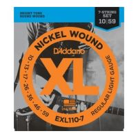 Thumbnail of D'Addario EXL110-7 XL nickelplated steel