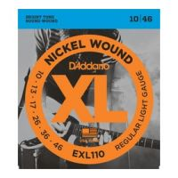 Thumbnail of D'Addario EXL110 XL nickelplated steel