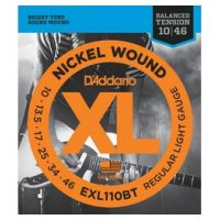 Thumbnail van D'Addario EXL110BT XL nickel wound