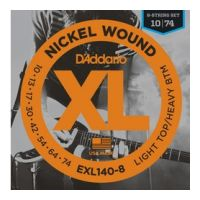 Thumbnail of D'Addario EXL140-8 XL nickelplated steel
