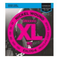 Thumbnail of D'Addario EXL170-6 XL nickelplated steel
