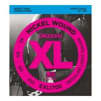 Thumbnail of D'Addario EXL170-S ( Short scale ) XL nickelplated steel