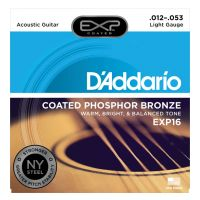 Thumbnail of D'Addario EXP16 Light Coated phosphor bronze