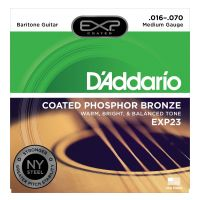 Thumbnail of D'Addario EXP23 Baritone Acoustic Coated phosphor bronze