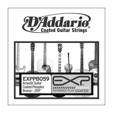 Preview of D'Addario EXPPB059 Phosphor Bronze Acoustic