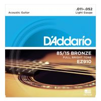 Thumbnail of D'Addario EZ910 Light 80/15 American bronze