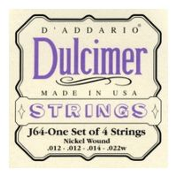 Thumbnail of D'Addario J64 Dulcimer Nickel