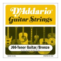 Thumbnail of D'Addario J66 Tenor Guitar - 80/20 Bronze