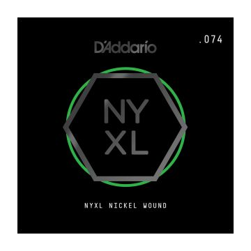 Preview of D'Addario NYNW074 NYXL Nickel Wound Electric