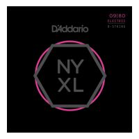 Thumbnail of D'Addario NYXL0980 Nickel Wound 8-String Electric Guitar Strings, Super Light, 09-80