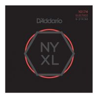Thumbnail of D'Addario NYXL1074 8 string medium