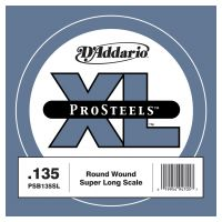Thumbnail of D'Addario PSB135SL pro steel super long scale