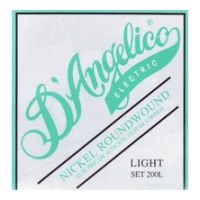 Thumbnail of D'Angelico 200L Light Nickel roundwound