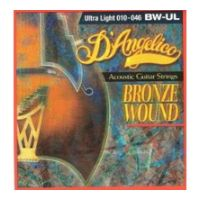 Thumbnail of D'Angelico BW-UL Ultra light 010-046 Bronze wound 80/20