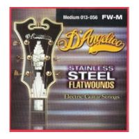 Thumbnail of D'Angelico FW/M Medium Stainless steel flatwound