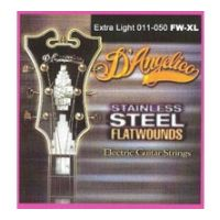 Thumbnail of D'Angelico FW/XL Extra light Stainless steel flatwound